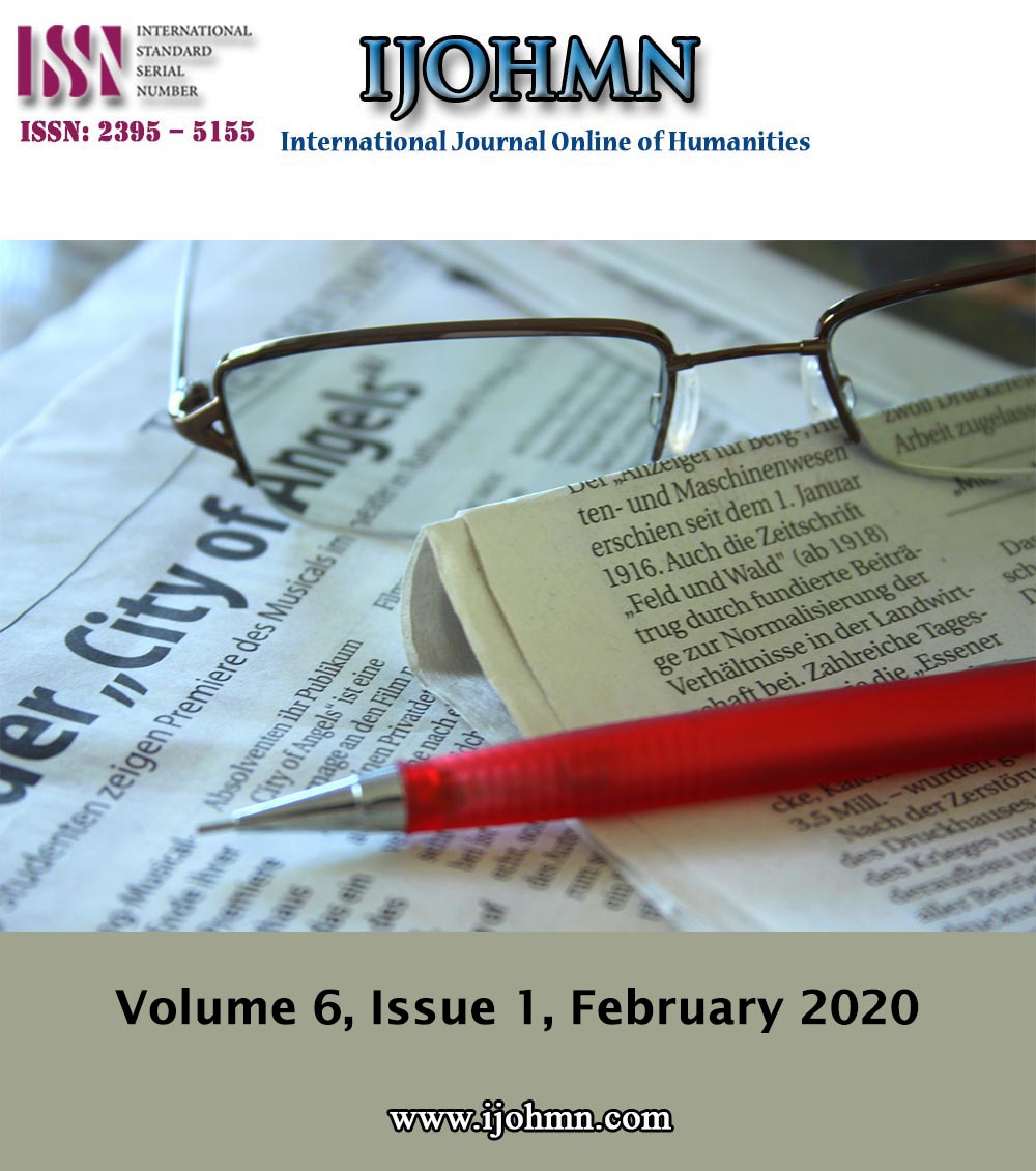 View Volume 6, Issue 1, February 2020