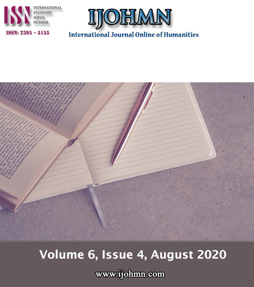 View Volume 6, Issue 4, August 2020