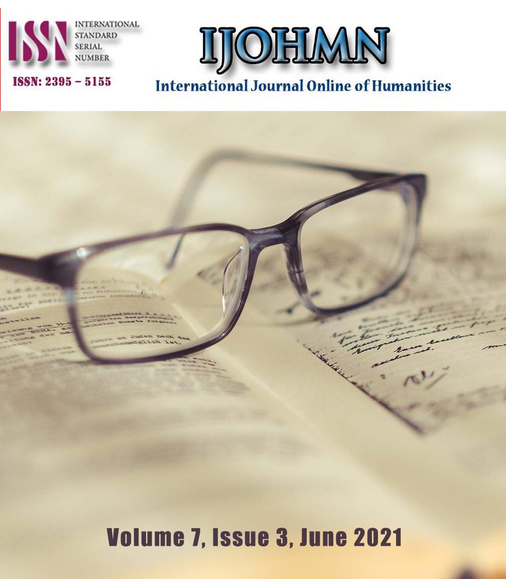 View Volume 7, Issue 3, June 2021