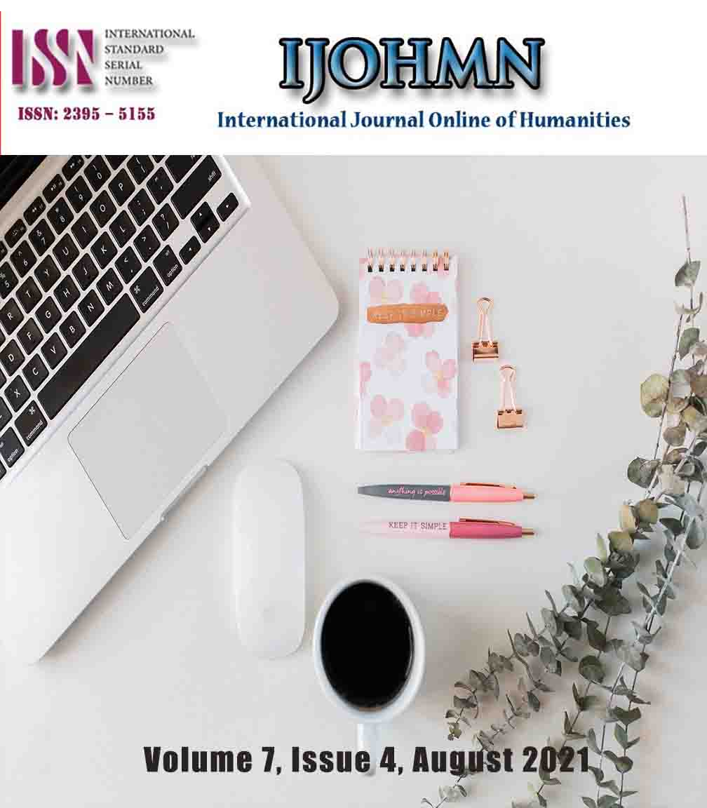 View Volume 7, Issue 4, August 2021