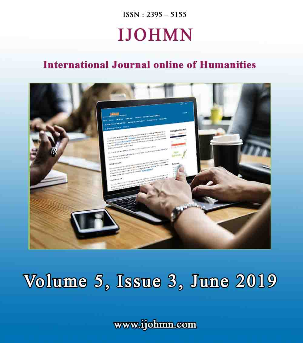 View Volume 5, Issue 3 , June 2019
