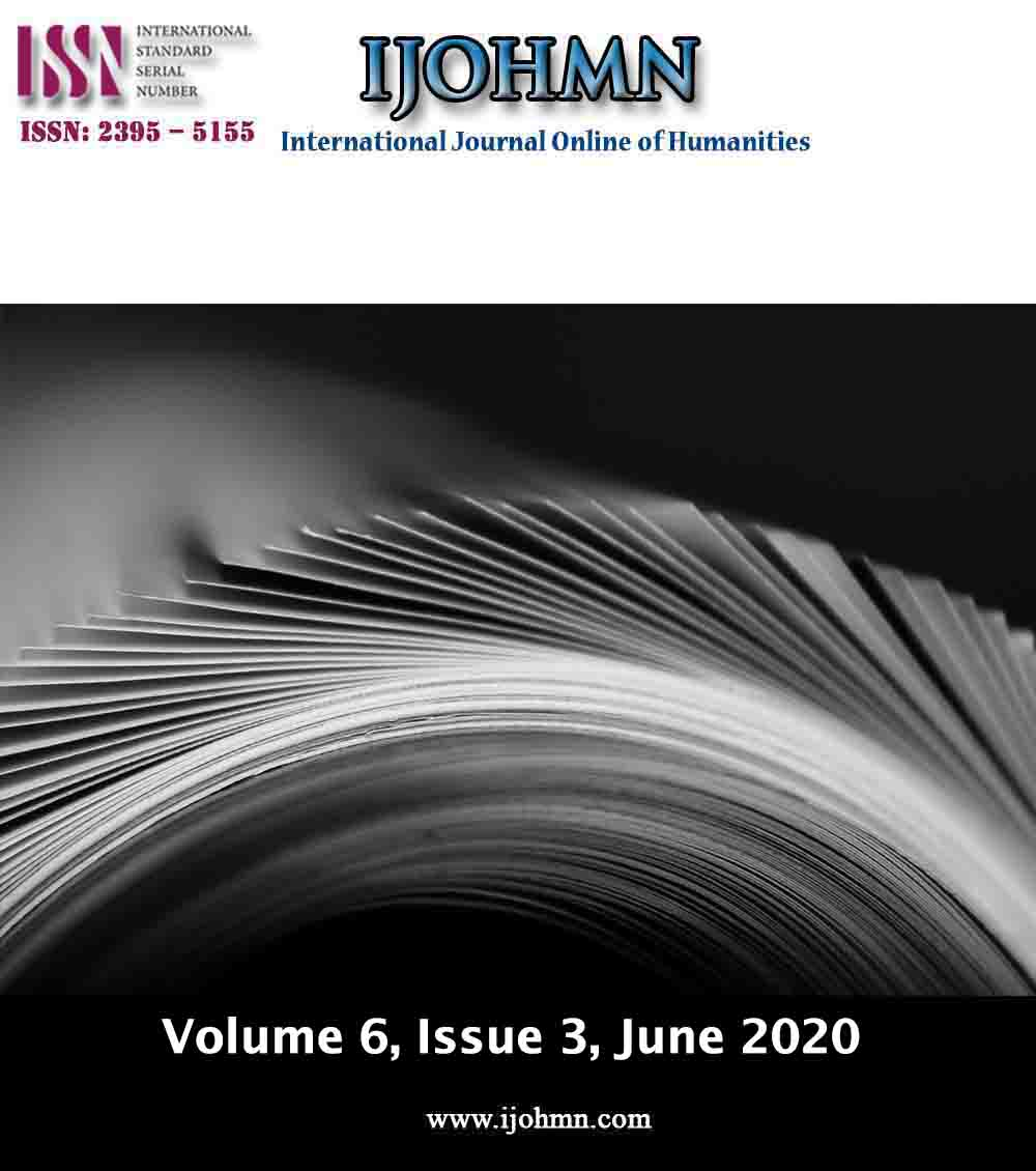 View Volume 6, Issue 3, June 2020