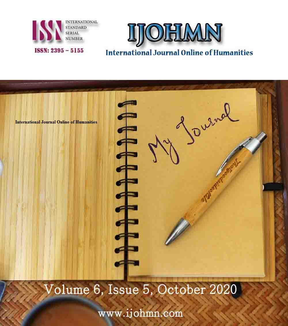 View Volume 6, Issue 5, October 2020